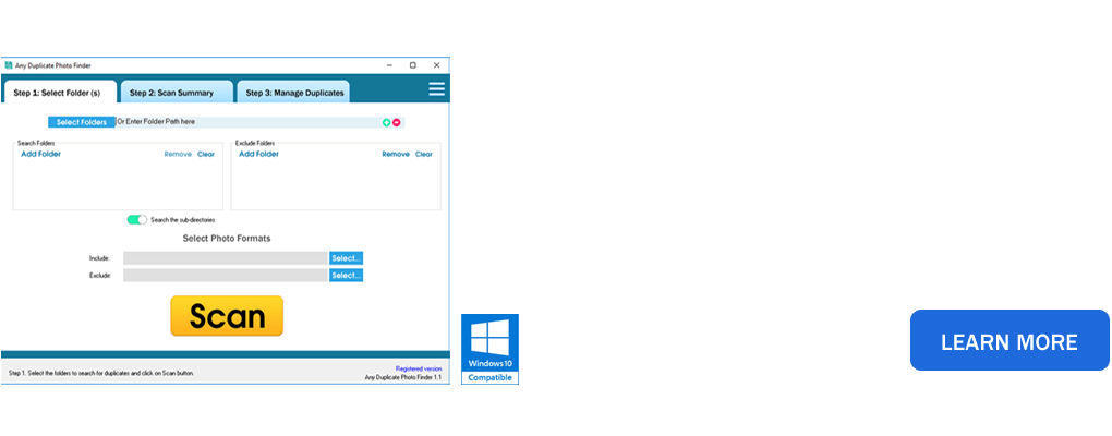 Any Duplicate Photo Finder